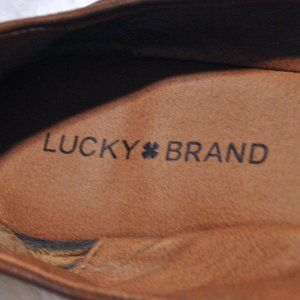 Lucky Brand Shoes - Lucky Brand Women's Brown Ballet Flats